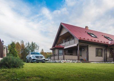 Дом в Мурманске